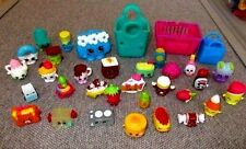 Shopkins Lot of 34 Pcs  # P21