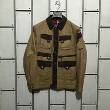 RARE BARBOUR x WHITE Mountaineering 'Raglan' manica Blouson Giacca (Piccole)
