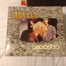 Nirvana: Japanese BOX SET SINGLES cd's