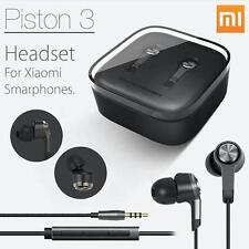 Xiaomi Mi Piston 3 REDDOT AWARD Design In EAR Headphones V3 Black.