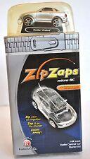 Zip Zaps Micro Remote Control Car Silver Pontiac Firebird - Collectible - NEW!