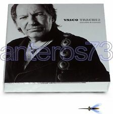 "VASCO ROSSI ""TRACKS 2"" CD+DVD FAN ED + BOOK POSTER PASS"