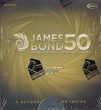 Rittenhouse James Bond 007 50th Anniversary Series 1 Box