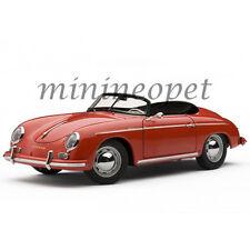 AUTOart 77864 PORSCHE 356A SPEEDSTER EUROPEAN VERSION 1/18 MODEL CAR RED