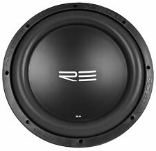 "RE Audio SXX12D2 V2 12"" 1200W RMS Dual 2-Ohm Car Subwoofer SXXV2 Sub SXX V2 12D2"