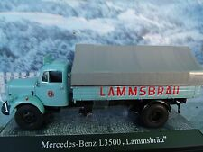 1:43 PREMIUM CLASSIXXs (Germany) MERCEDES L 3500 truck limited 1 of 1000