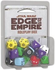 Star Wars RPG: Edge of the Empire | Roleplay Dice |Am Rande des Imperiums Würfel