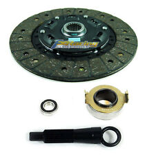 FX CLUTCH DISC PLATE & BEARING KIT SET fits 1992-05 HONDA CIVIC DEL SOL D15 D16