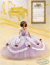 Crochet Miss March1998 Bed Doll by Annie Potter Crochet pattern