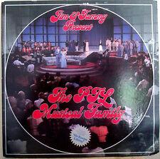 Jim & Tammy Present The PTL Musical Family Gospel LP Album