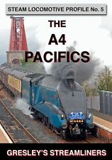 Steam Locomotive Profile No.5: The A4 Pacifics - Gresley's Streamliners