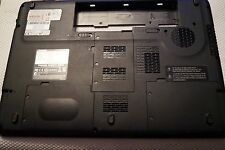 "BOTTOM BASE WITH COVERS AND SPEAKERS FOR 17"" TOSHIBA P300-1CV LAPTOP"