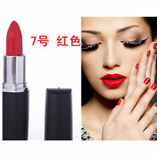 Vampire Style Matte Lipsticks Waterproof Makeup Lipstick Dark Purple Black,Blue