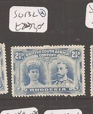 Rhodesia Double Head SG 132 copy 2 MOG (7dau)