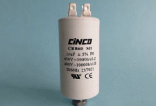 HOOVER WASHING MACHINE CAPACITOR 10UF BEN009 GEMINI  GALAXY COMMODORE ADMIRAL