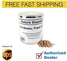 New Case of Future Essentials Freeze Dried Pinto Beans Emergency Food Free Ship