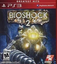 Bioshock 2 for PS3 Game Brand New Factory Sealed