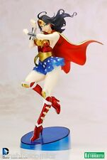 Wonder Woman Armored Bishoujo Statue Kotobukiya DC Comics NEW SEALED