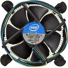 Original Intel i3 i5 i7 Copper Core Heatsink Fan E97378-001 inc Skylake