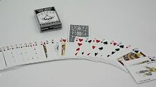 Invisible Deck Magic Trick High Quality Bride Size Version with beautiful back