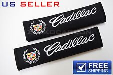 CADILLAC SHOULDER PADS SEAT BELT 2PCS CTS ESCALADE SRX ATS SP05