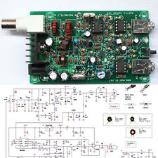 PIC Version 8W Super RM RockMite QRP CW Transceiver HAM Radio Shortwave kits