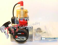 Zenoah RC Boat Engine w/ WT-1048 Large Bore Carb / Authorized US Seller