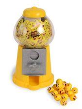 Emoji Gumball Machine; Gumball Bank with Starter Gumballs