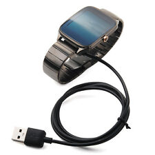 USB Magnetic Faster Charging Cable Charger For ASUS ZenWatch 2 Smart Watch 100CM