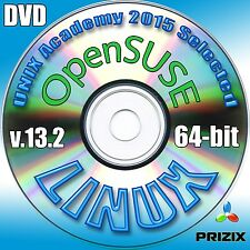 OpenSuse 13.2  Linux 64-bit Complete Installation DVD
