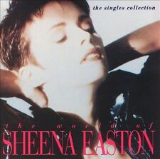 Sheena Easton CD.The World Of: The Singles Collection.BEST OF GREATEST HITS