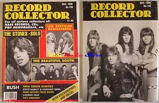 Rivista RECORD COLLECTOR 136/ 1990 Led Zeppelin Steve Harley Cockney Rebel NO cd