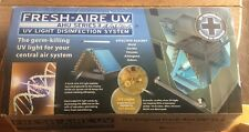 Fresh-Aire UV Light Disinfection System HVAC In-Duct Central Air AHU Dual Lamp