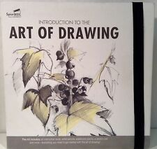 Spice Box Introduction to the Art of Drawing Kit Instruction Book & Supplies NIB