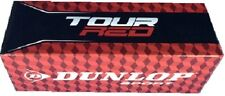 NEW – Dunlop Tour Red golf balls- WHITE (1 Sleeve; 3 Balls Total)