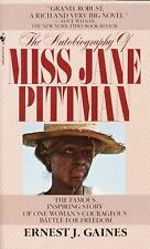 The Autobiography of Miss Jane Pittman Gaines, Ernest J. Paperback