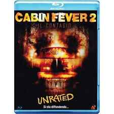 Blu-Ray Cabin Fever 2 - Il Contagio