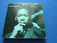 JOHN COLTRANE - BLUE TRAIN - ORIGINAL MONO - BLUE NOTE - Vinyl LP Album