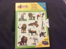 Amazing Designs Embroidery CD REALISTIC ANIMALS ADC – 71J w/ FREE SHIPPING