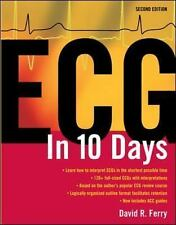 ECG in 10 Days by David R. Ferry (2006, Paperback, Revised)