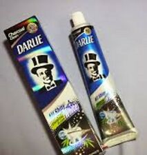Darlie Charcoal Clean Fluoride Toothpaste whitening 90g From Thailand Free Ship