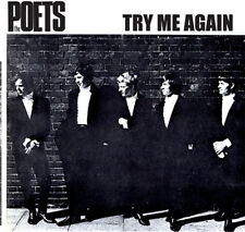 The Poets-Try Me Again-Double DVD/ CD-60s Mod Beat -Scottish 60s - CD & DVD