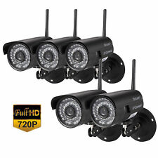 5X Sricam Outdoor Wireless Waterproof IR IP Camera Network Spy Cam Night Vision