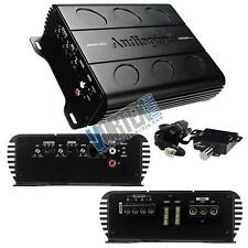 Audiopipe 2 Channel Stereo Mini Car Amplifier 1200 Watt 2-Ohm Stable APMI2125
