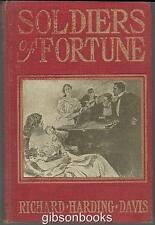 Soldiers of Fortune by Richard Harding Davis Illustrated by C. D. Gibson 1910