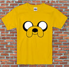 Jake the Dog Adventure Time Cartoon Inspired T Shirt S-2XL Adults Kids