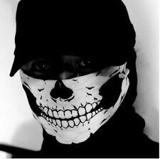 Skull Halstuch Totenkopf Snowboard Ski Tuch Biker Gangster Bandana Schlauchtuch