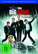 The Big Bang Theory - Die komplette vierte Staffel [3 DVDs]... | DVD | gebraucht