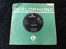45RPM Record - The Beatles 1964 'Can't buy me love/ You can't do that'