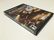 Call of Duty 2: Big Red One Sony PlayStation 2 2005